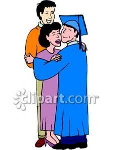 225x300 Graduation Clipart Parent Clipart
