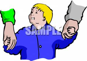 300x212 Parent And Child Holding Hands Clipart