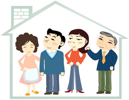 450x351 Why Young Koreans Live With Parents Culture Or Economics
