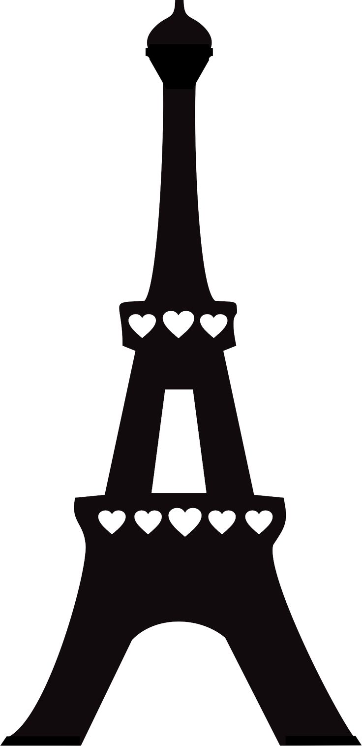 Paris Tower Clipart