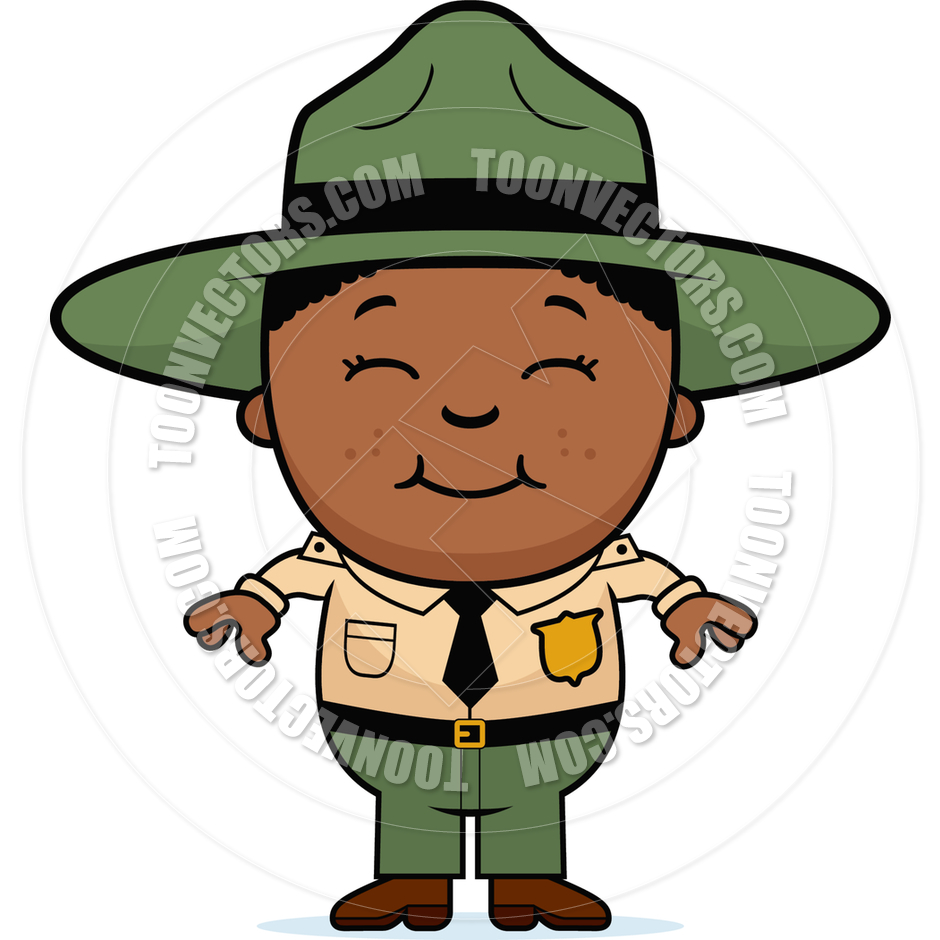 940x940 Child Park Ranger By Cory Thoman Toon Vectors Eps