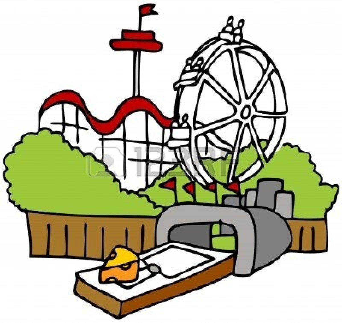 1200x1131 Amusement Park Clip Art Many Interesting Cliparts