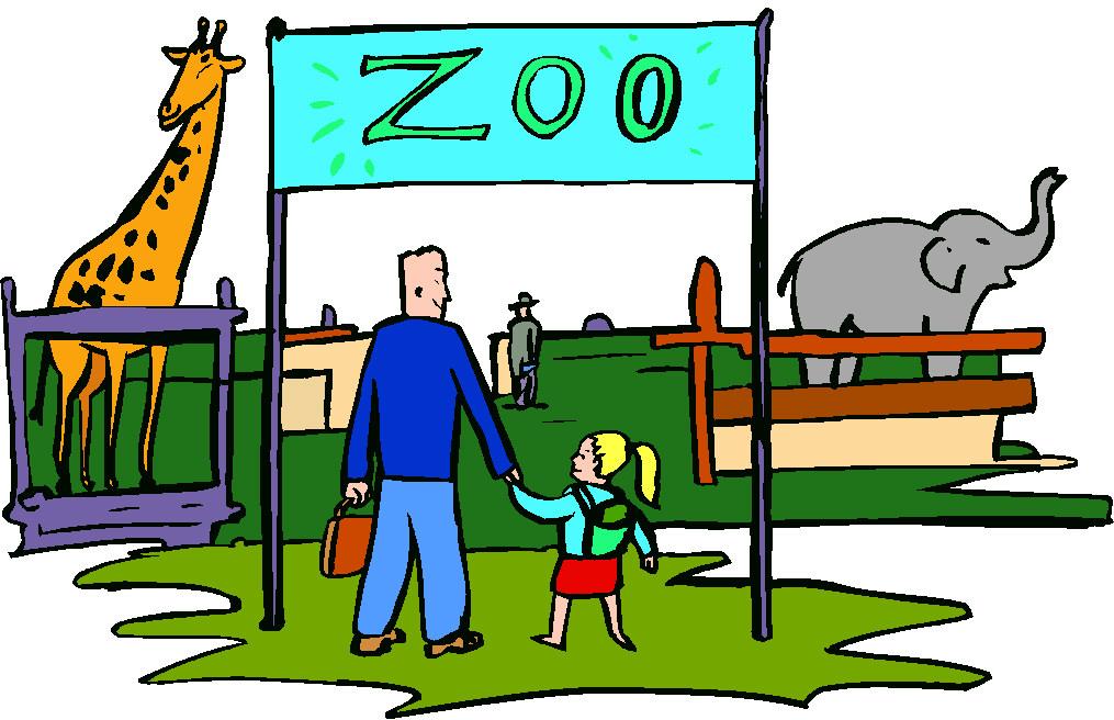 1015x656 Zoo Clipart Zoo Park