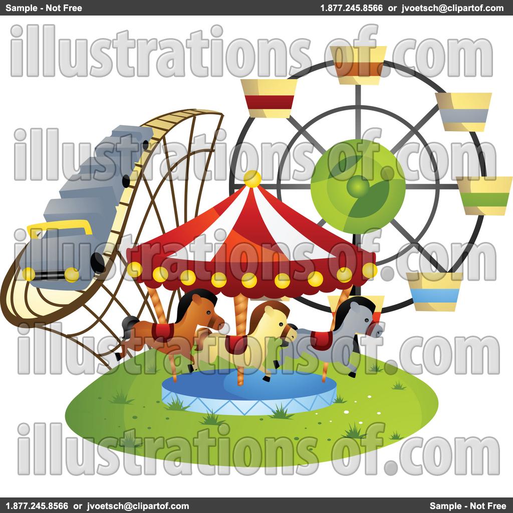 1024x1024 Amusement Park Clipart Public Park