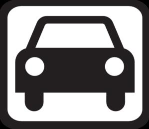 299x258 Small Car Park Clip Art