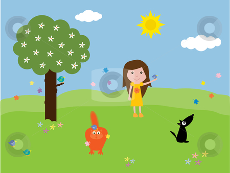 450x339 At The Park Clip Art Cliparts