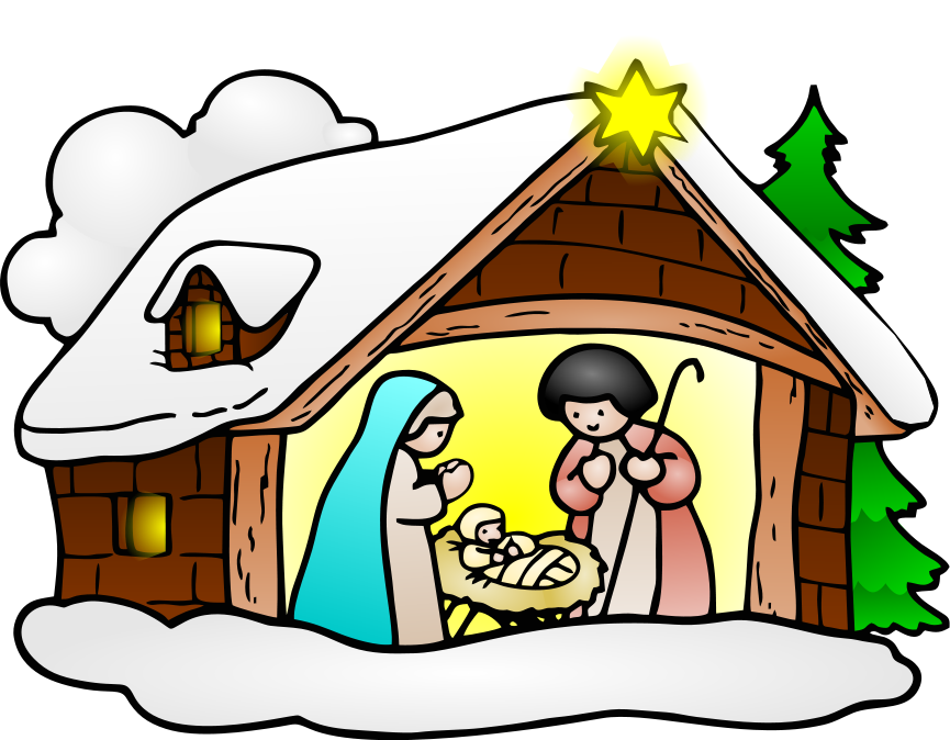 865x674 Christian Clipart For Christmas