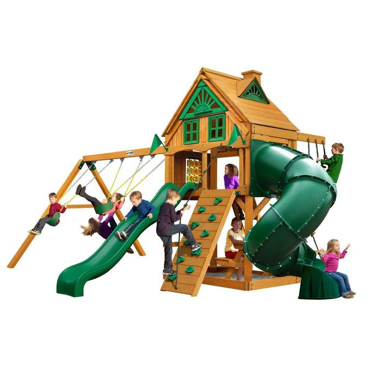 Park Jungle Gym