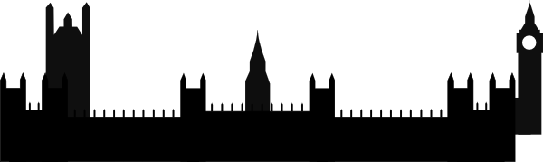 600x179 Parliament Outline Clip Art