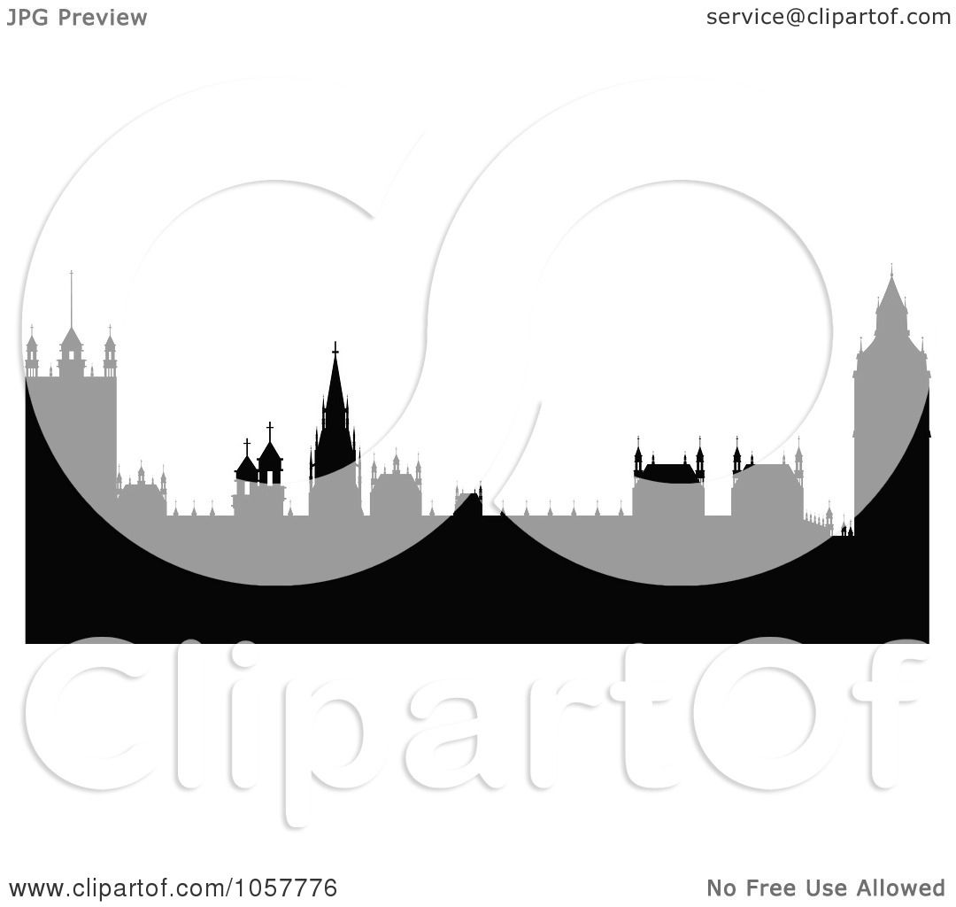 1080x1024 Royalty Free Vector Clip Art Illustration Of The Black Silhouetted