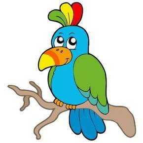Parrot Bird Clipart
