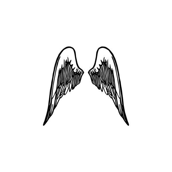 600x600 Die Besten Angel Wings Clip Art Ideen Auf