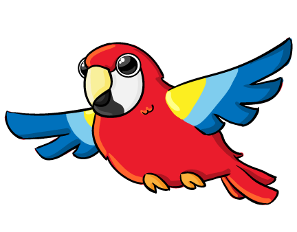 Collection of Parrot clipart | Free download best Parrot ...