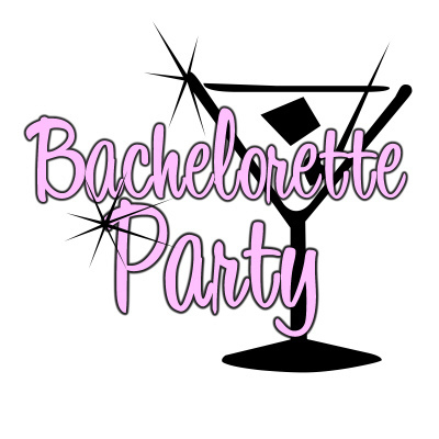 400x400 Bachelorette Party Clipart