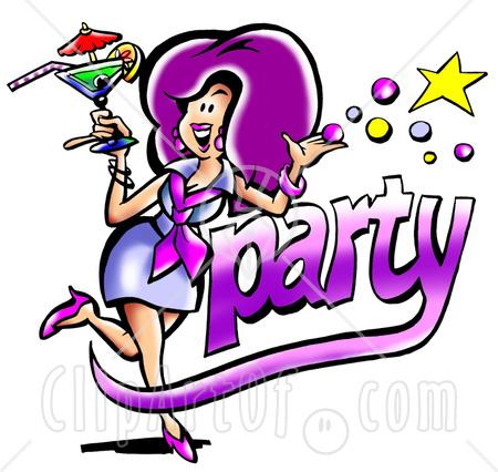 450x426 Parties Clipart