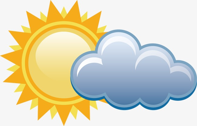 650x418 Cloudy Day, Partly Cloudy, The Weather Png And Vector For Free