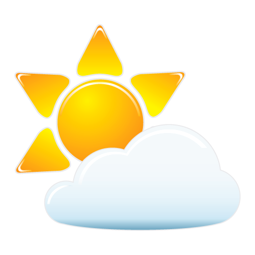 512x512 Sunny To Partly Cloudy Png Image Royalty Free Stock Png Images