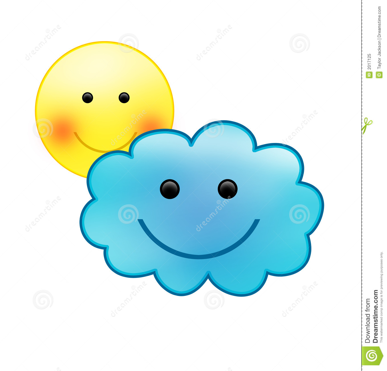 1357x1300 Cloud Clipart Partly Cloudy