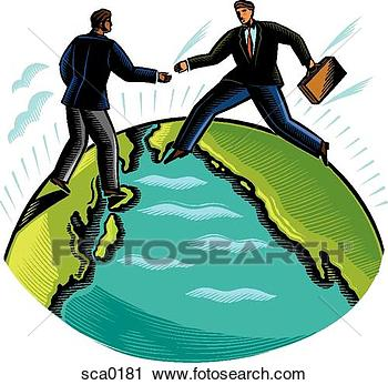 350x347 Business Clipart