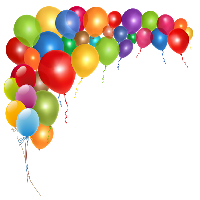 400x400 Decoration Clipart Party Balloon