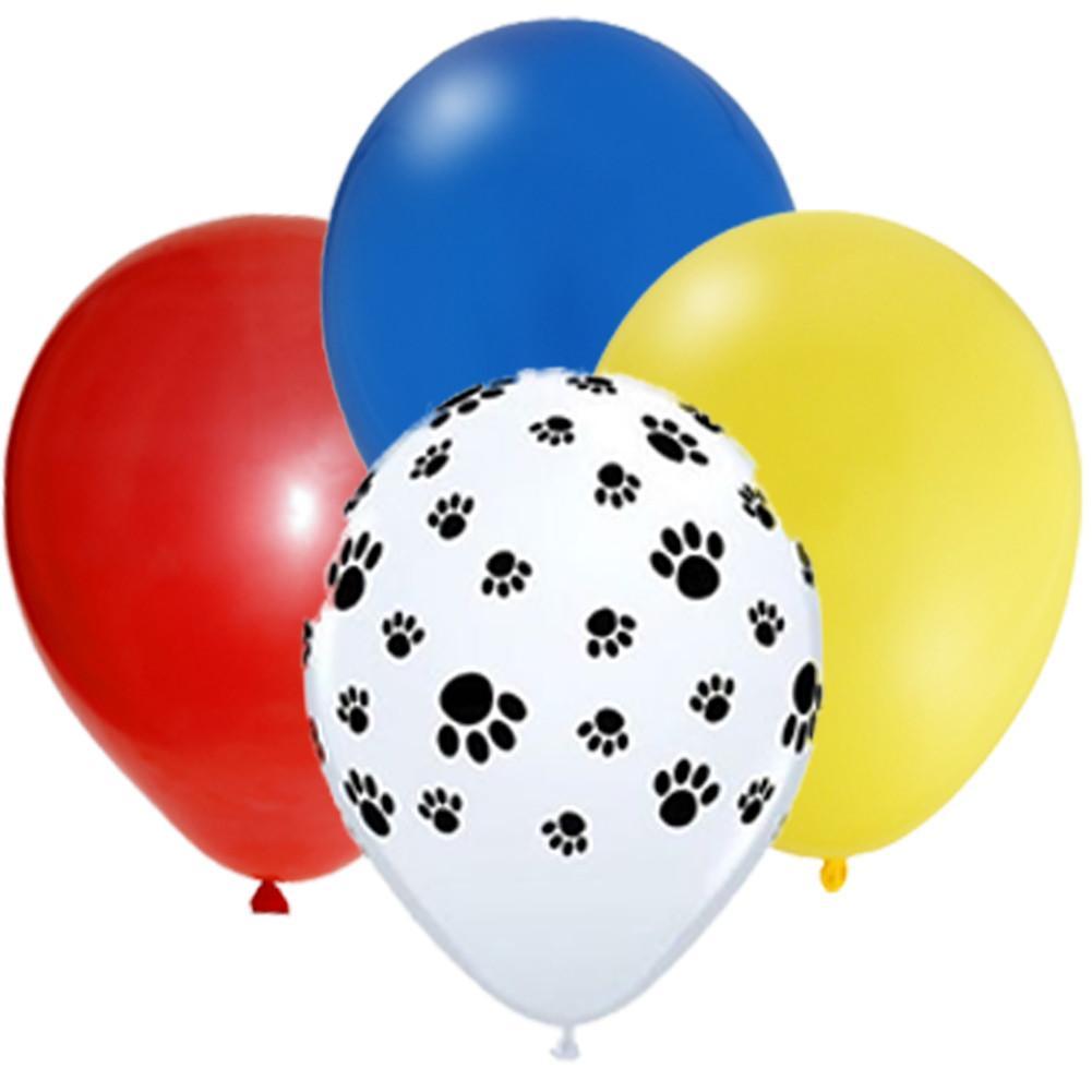 1001x1001 Latex Party Balloon Set