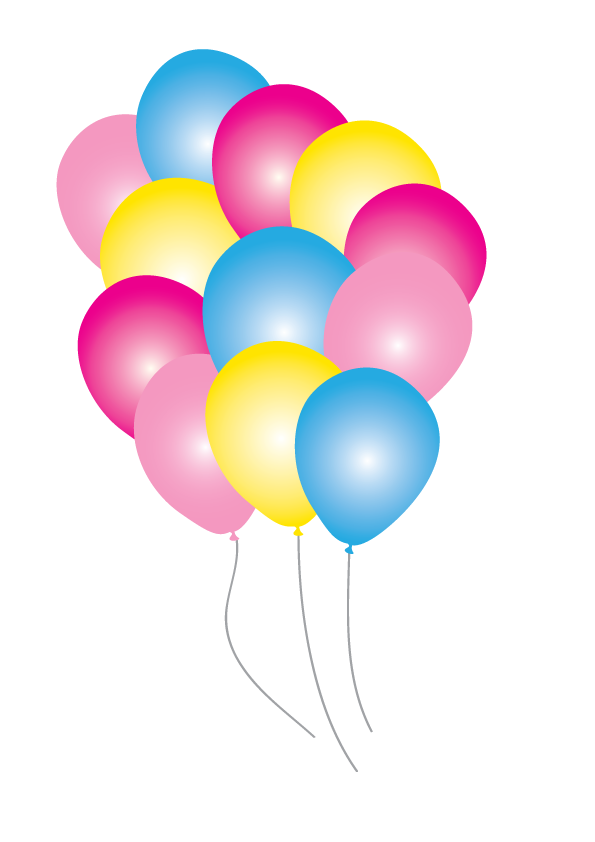 595x842 My Little Pony Balloons Party Pack 16 Just For Kids