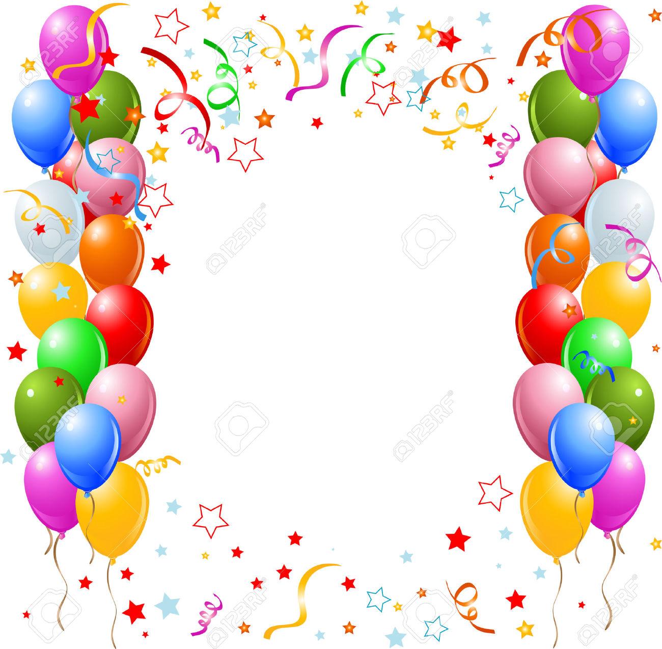 1300x1273 Confetti Balloon Clipart, Explore Pictures