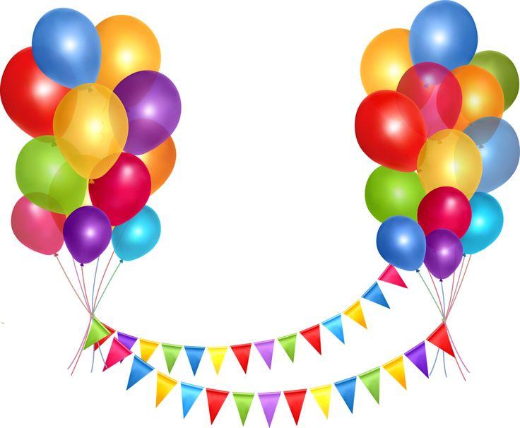 736x606 Balloon Clipart Celebration