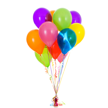 350x350 Party Balloons