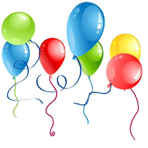 500x500 Party Balloons Images
