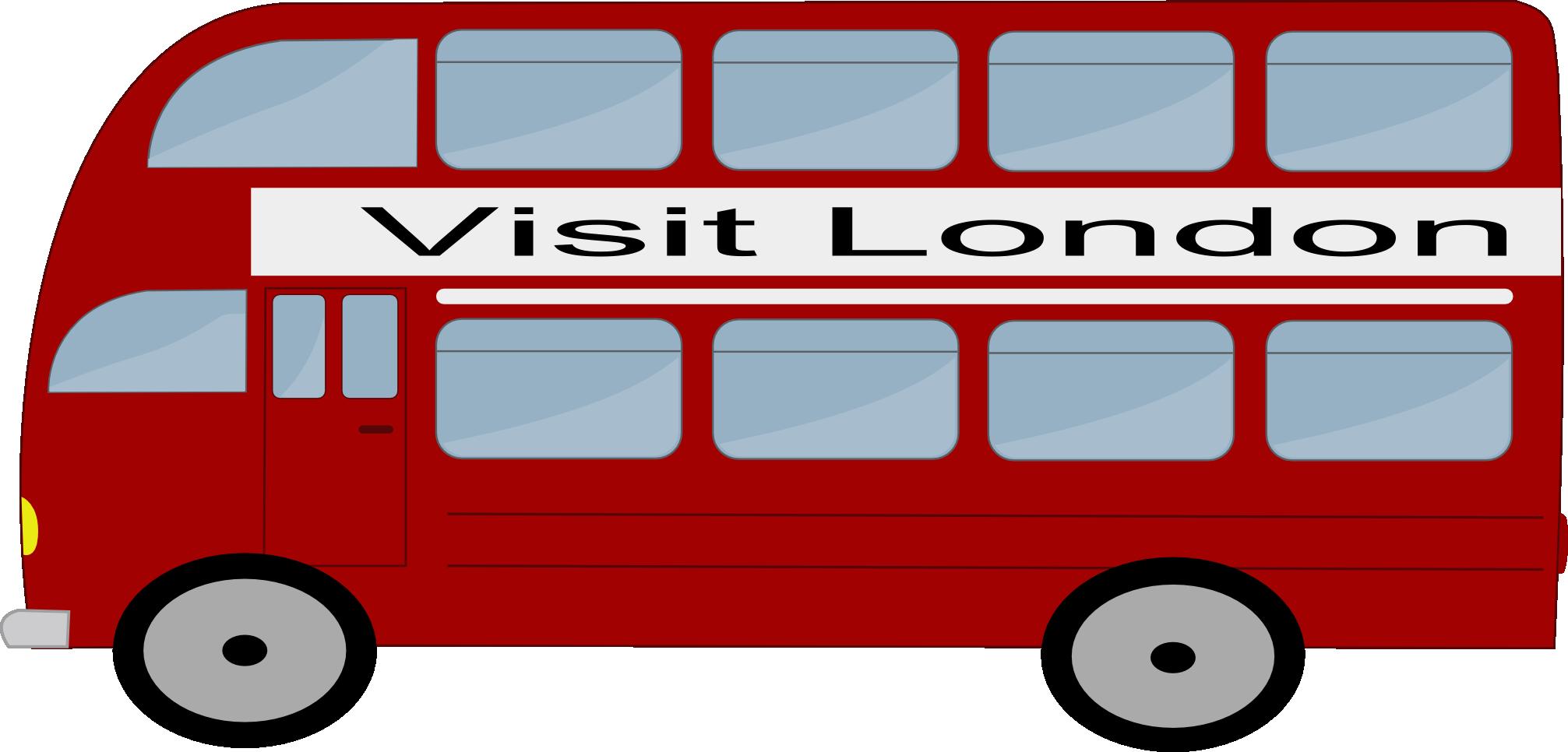 2013x966 London Clipart London Bus Clipart