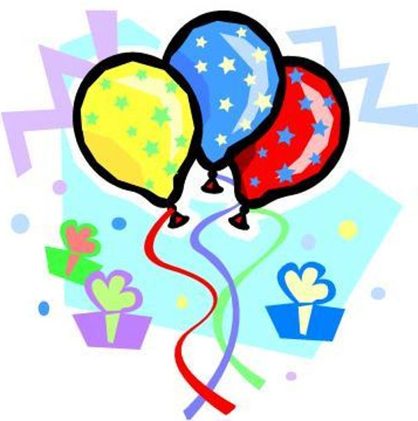 600x605 Free Celebration Clipart The Cliparts