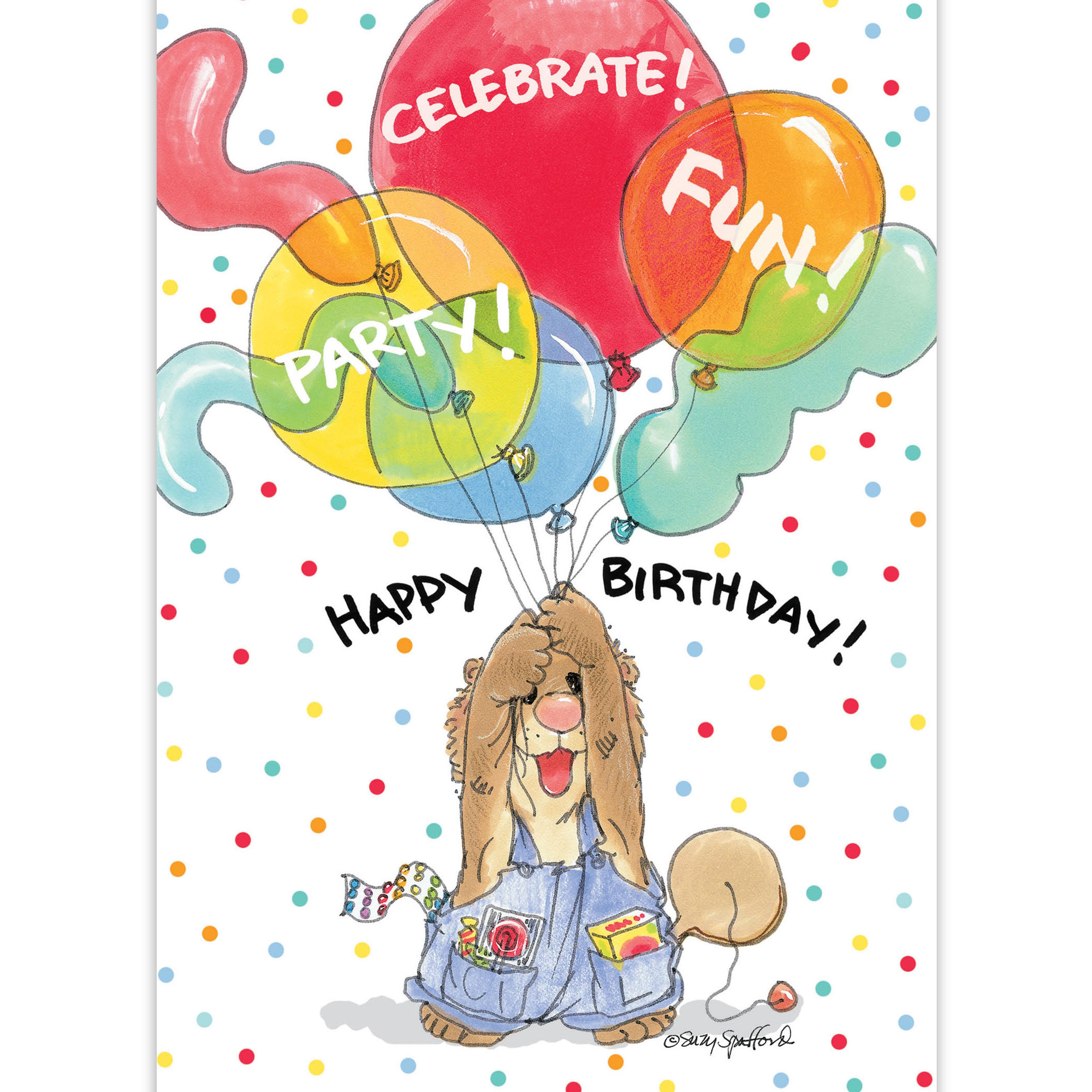 3136x3136 Happy Birthday Greeting Card Party Celebrate Fun