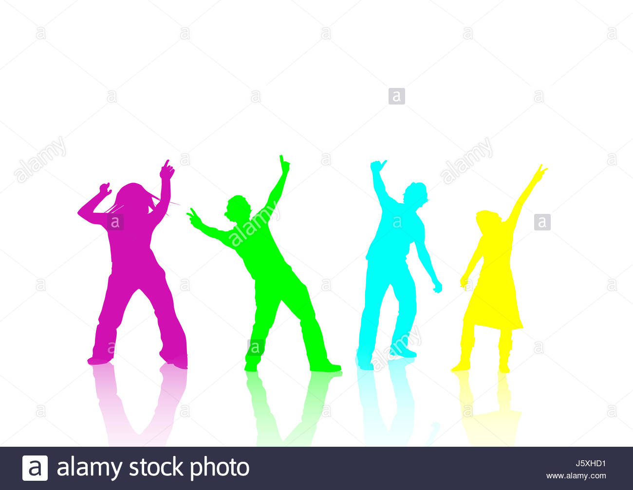 1300x1008 Dance Party Illustration Stock Photos Amp Dance Party Illustration