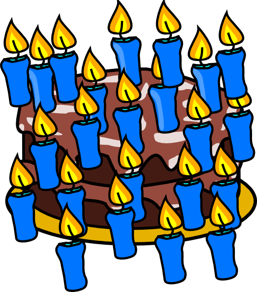 522x593 Birthday Party Clip Art