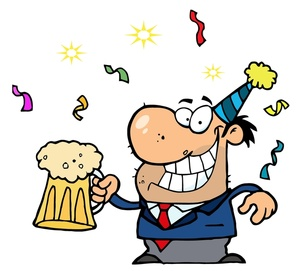 300x271 Party Time Clip Art Free Clipart Images 4
