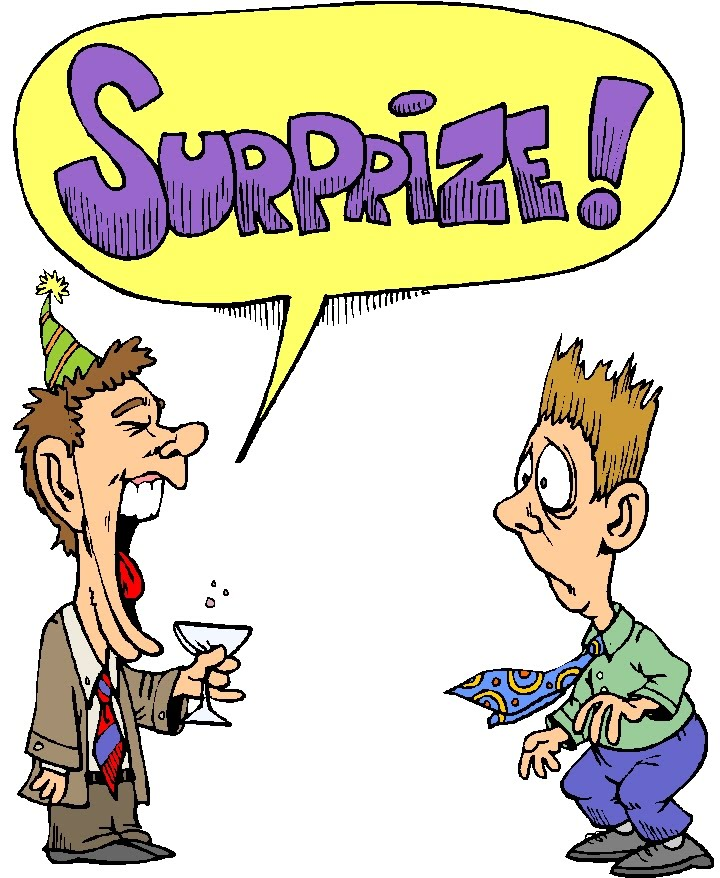 720x878 Surprise Party Clip Art Cliparts