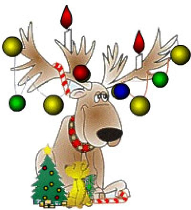 640x704 Christmas Party Clipart Free