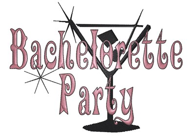 400x282 Bachelorette Party Clipart
