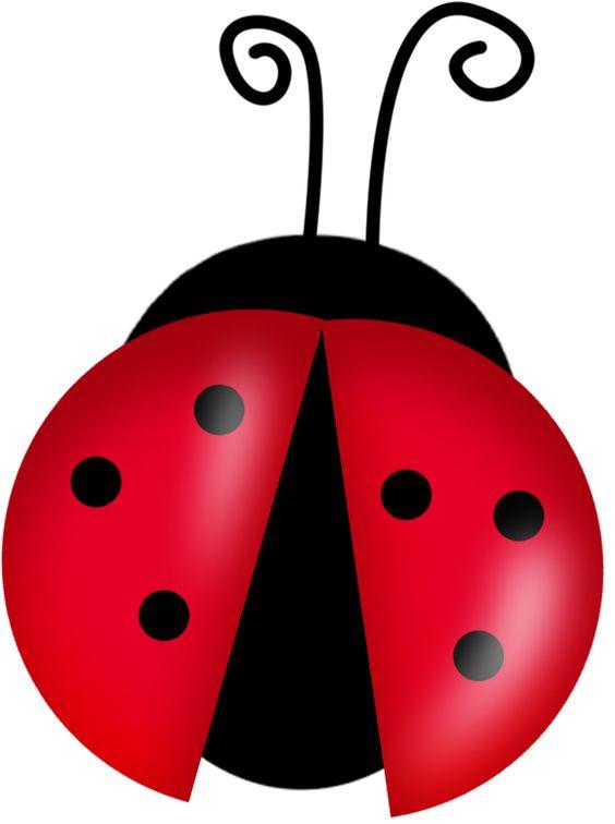 564x756 Lady Bug Garden Flower Party On Lady Bug Ladybugs Clipart Image
