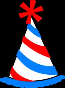 219x297 Party Hat Clip Art