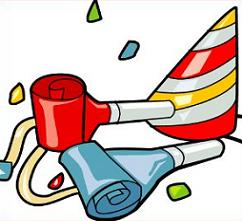 242x221 Free Party Favors Clipart