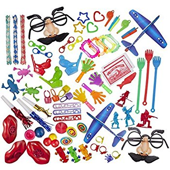 350x350 Party Favor Toyssortment Pack Of 100 Pc, Includes