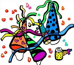 251x221 Birthday Party Favors Clip Art