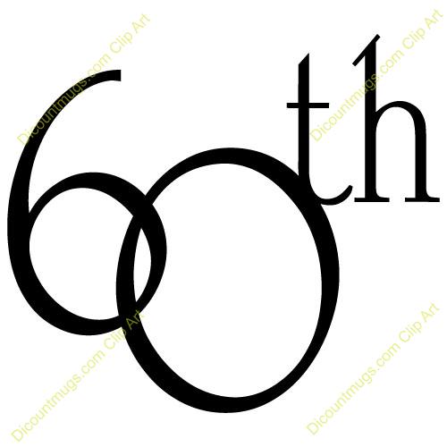 500x500 60th Birthday Clip Art Many Interesting Cliparts