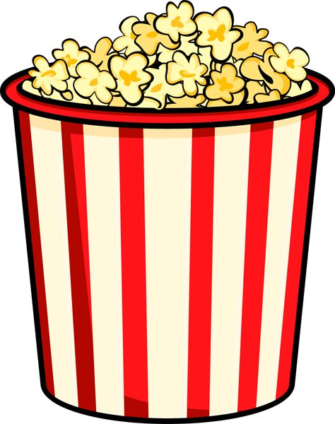 474x600 102 Best Popcorn Images Images Clip Art, Diy And Cinema