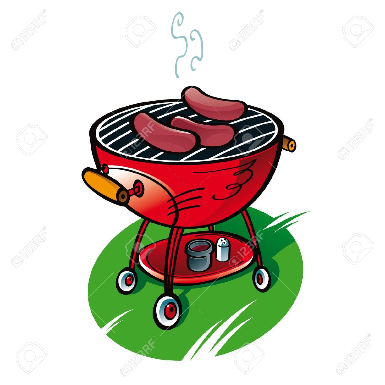 1300x1300 Food Clipart Bbq