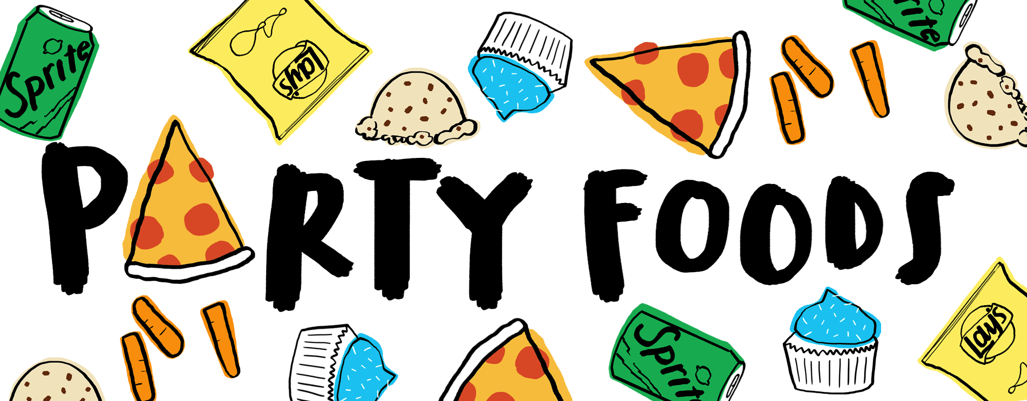 2048x800 The 5 Most Common Party Foods And What It Means For Blood Sugar
