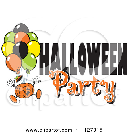450x470 Halloween Party Clipart