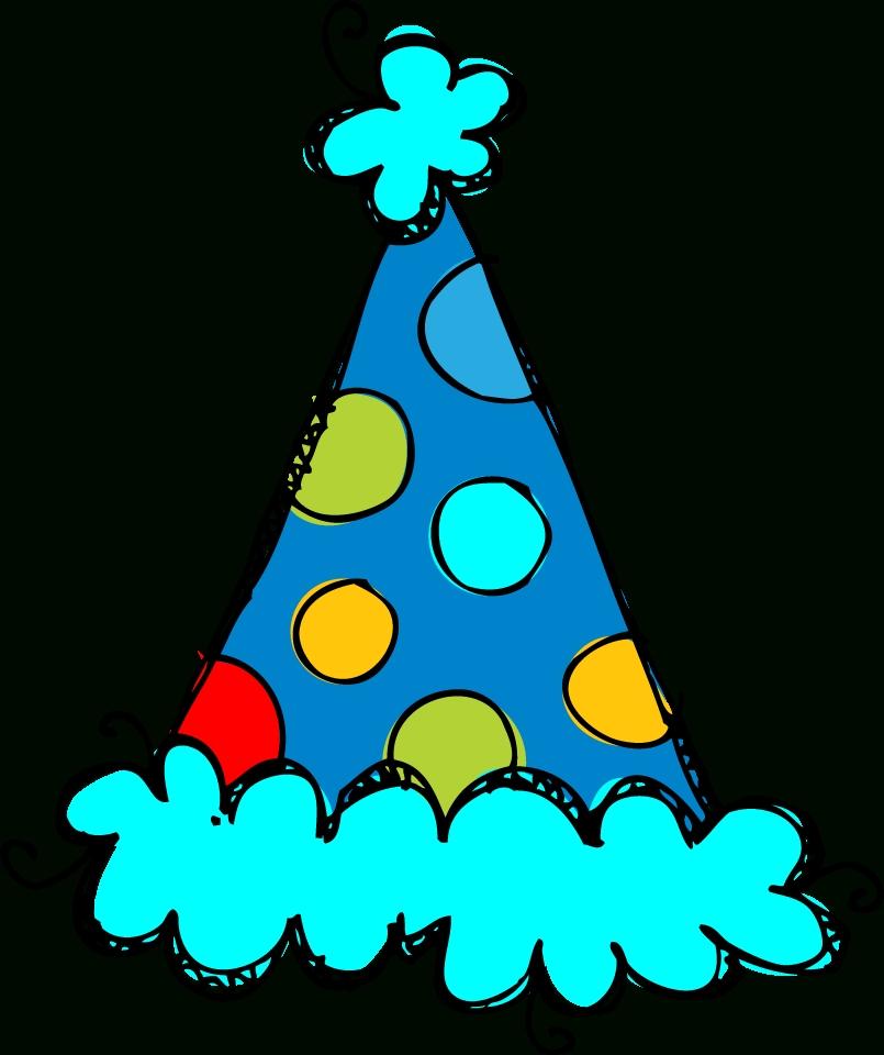 805x960 Top 10 Birthday Hat Clip Art